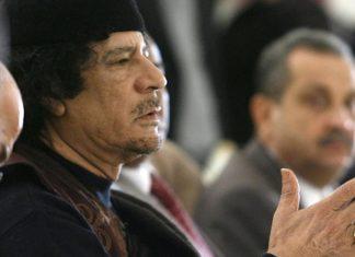 Gheddafi serie tv