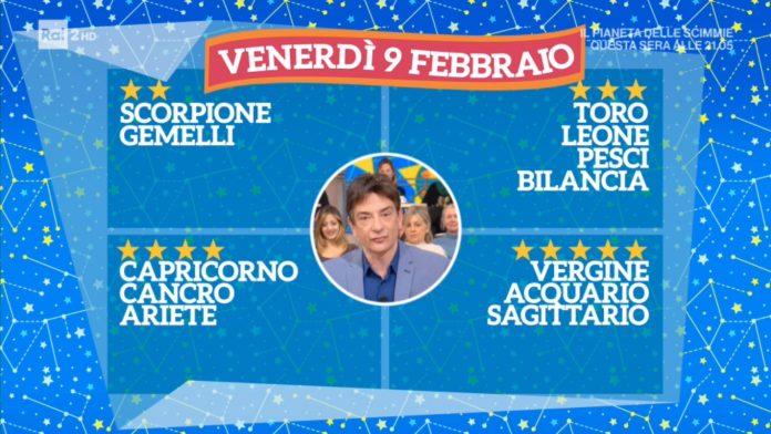 Paolo Fox 9 FEBBRAIO