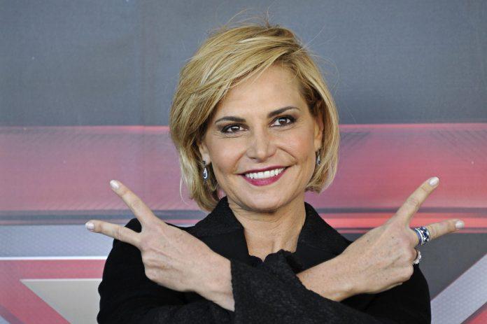 Simona Ventura conduttrice TV