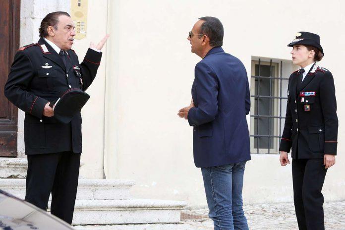 Carlo Conti entra in Don Matteo