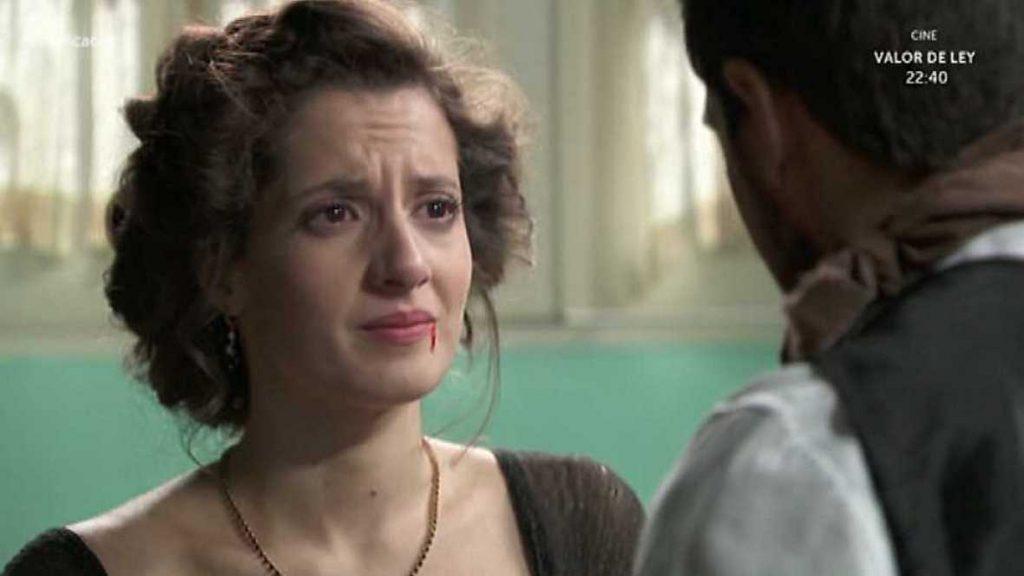 Una Vita anticipazioni    puntate spagnole    Celia torna insieme con il marito?