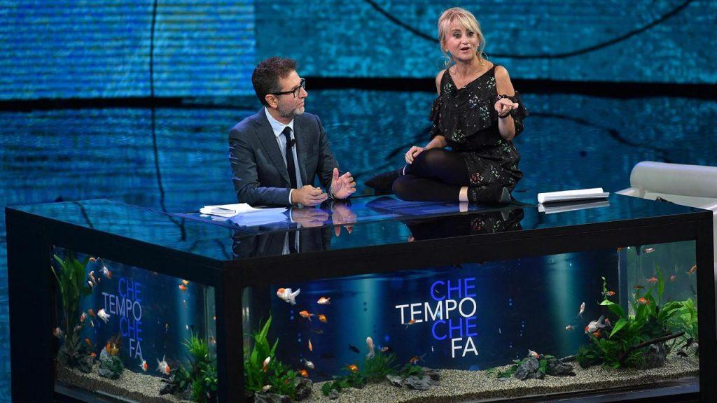 Ascolti tv ieri, Che tempo che fa vs Victoria vs Non è L'Arena | Dati Auditel 23 settembre 2018
