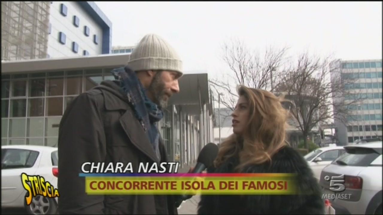 Isola dei Famosi, Chiara Nasti denuncia Striscia: