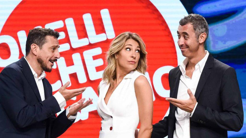 Anticipazioni Quelli che il Calcio, ospiti 22 aprile 2018: Nino Frassica e Noemi
