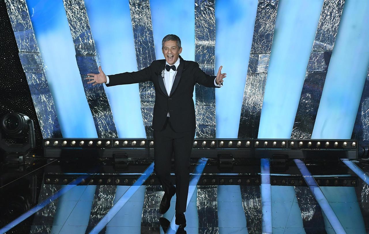 Ascolti Tv Auditel, il Festival di Sanremo 2018 affonda Berlinguer e Floris