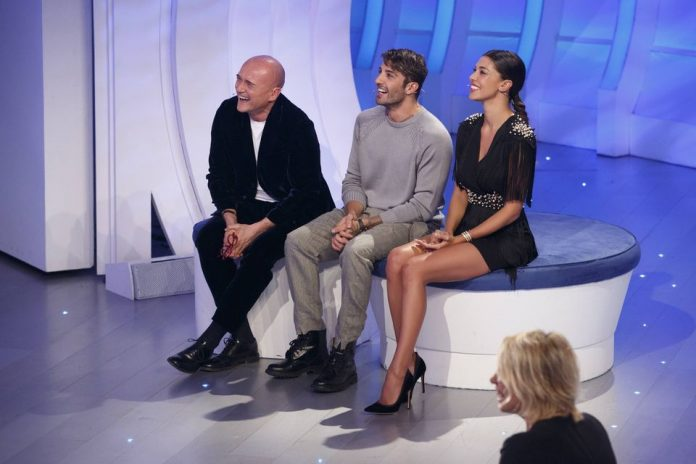 ALFONSO SIGNORINI,BELEN RODRIGUEZ, ANDREA IANNONE