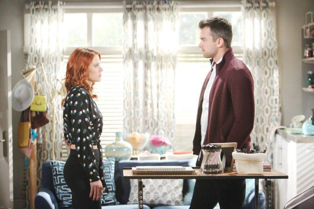 Beautiful, anticipazioni americane: Thomas torna a Los Angeles e chiede perdono a Sally