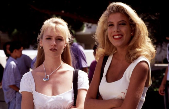 Beverly Hills 90210 kelly e donna