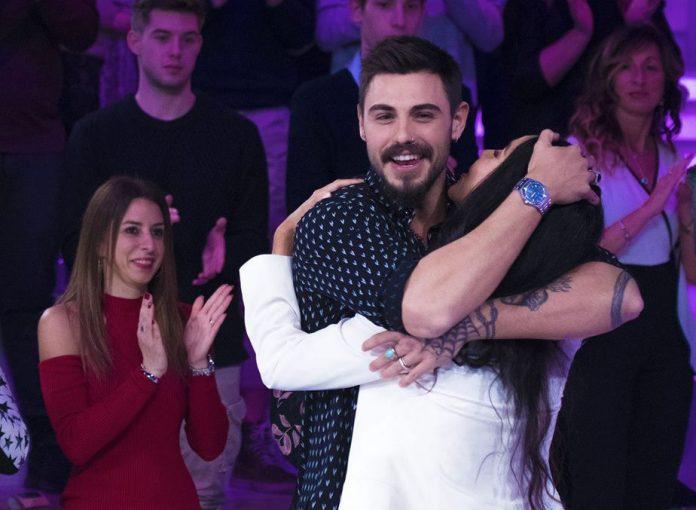 Francesco Monte e Paola Di Benedetto - verissimo