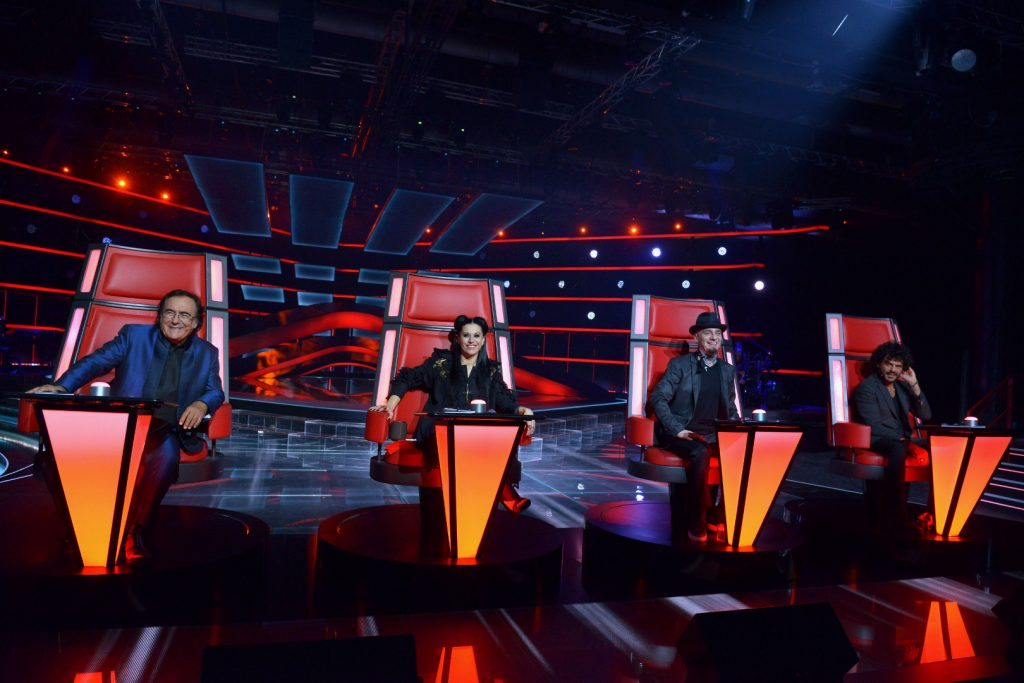 The Voice of Italy 2018: i primi concorrenti delle Blind Aud