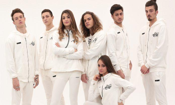 Amici 2018 squadra bianca