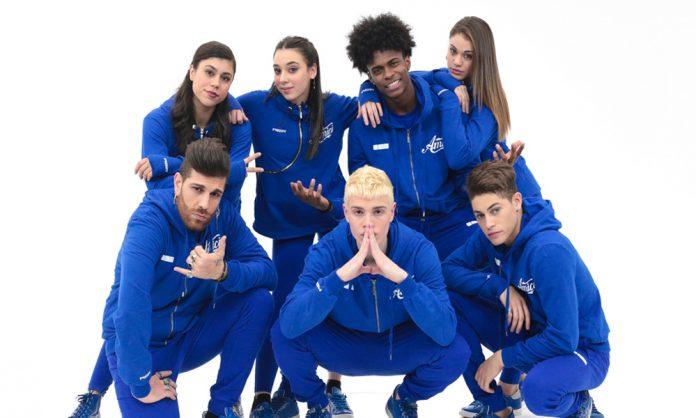 Amici 2018 squadra blu