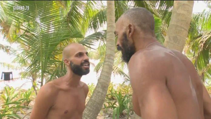 Jonathan e Amaurys - Isola