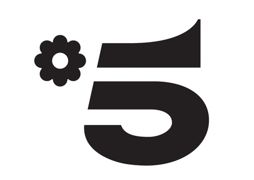 canale5 nuovo logo