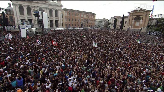 concerto roma 1 maggio
