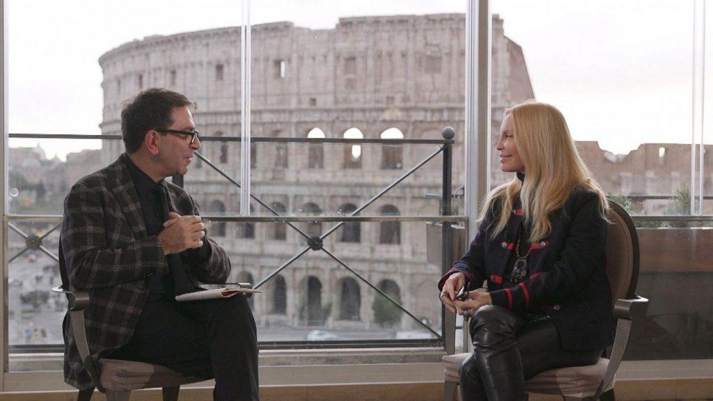 In arte Patty Pravo |  la divina si racconta a Pino Strabioli
