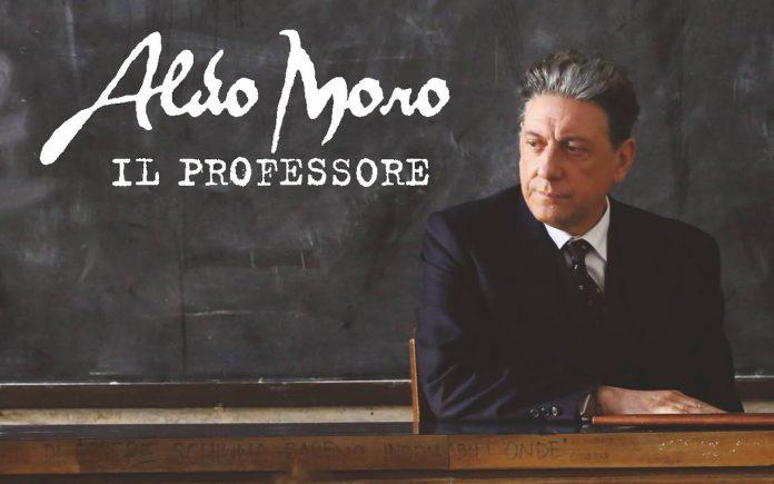 Aldo Moro il professore su Rai 1
