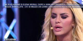 Elena Morali pomeriggio 5
