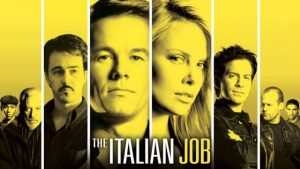 Il film consigliato di oggi, giovedì 24 maggio: The italian job
