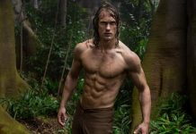 The legend of Tarzan - film