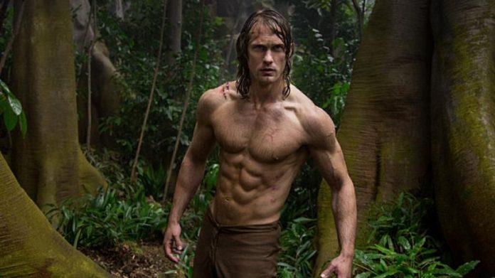 The legend of Tarzan - film