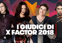 X Factor 2018 Asia Argento giudice