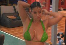Fabiana Britto - Doccia GF