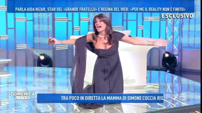 Barbara D'Urso si scusa con Baye Dame: shock a Domenica Live!