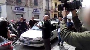 Striscia la Notizia: Luca Abete aggredito a Napoli