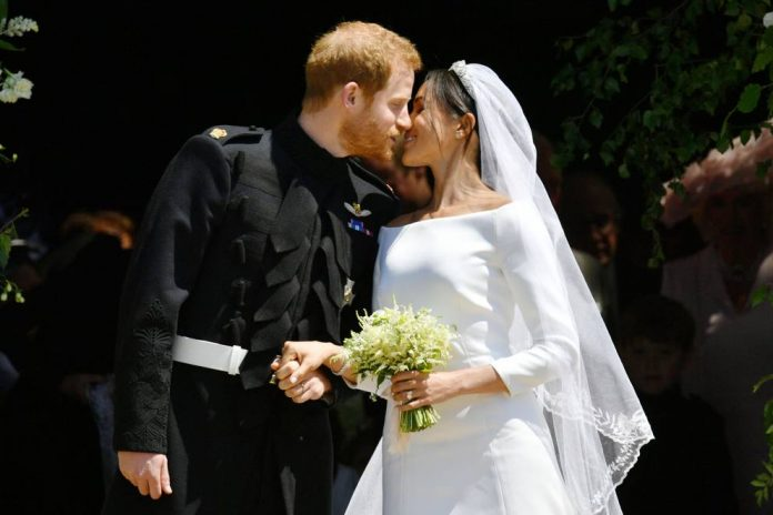 matrimonio Royal Wedding 2018