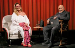 Romina Power a L'Intervista di Costanzo: