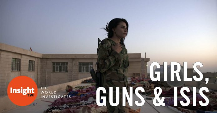 GIRLS, GUNS & ISIS