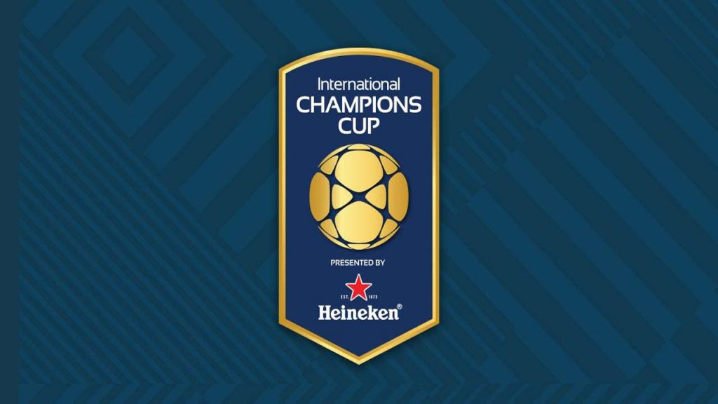 International Champions Cup 2018: tutte le partite su Sky