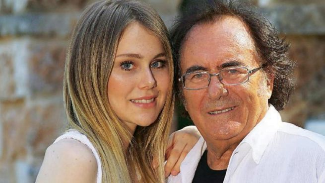 Jasmine Carrisi e Albano