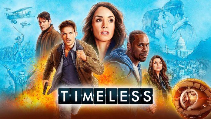 Timeless 2 - Fox