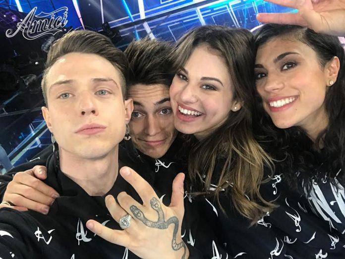 amici finalisti 2018