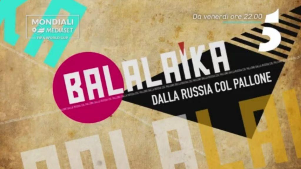 Balalaika NON è stato SOSPESO: ecco quando torna su Canale 5