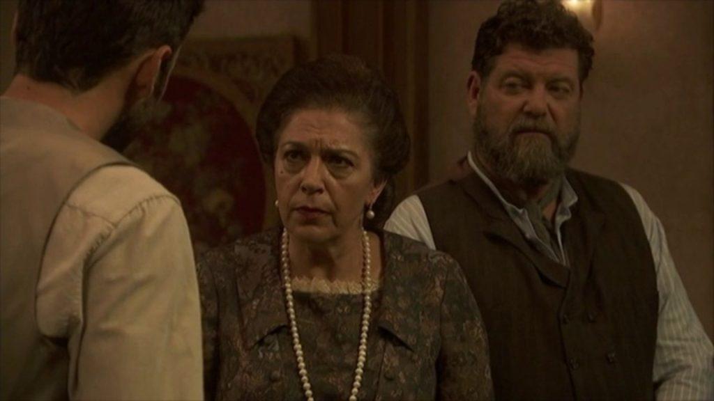 Il Segreto, anticipazioni trama puntate dal 25 al 29 giugno 2018: Saul con le spalle al muro da donna ...
