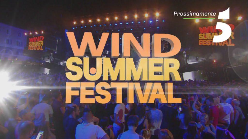 Wind Summer Festival 2018, gli artisti big e giovani in gara