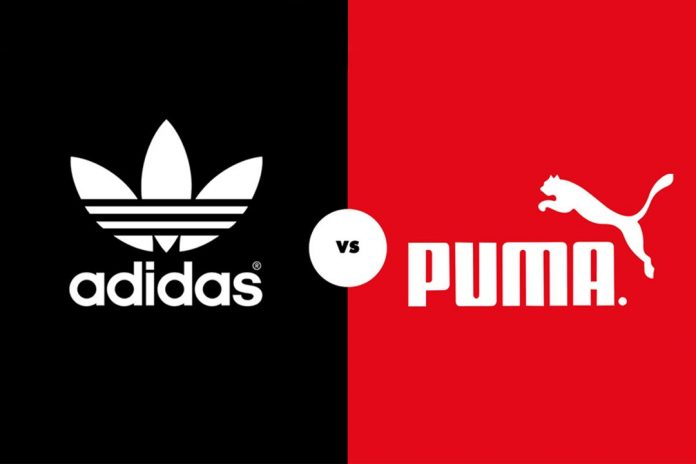 Adidas vs Puma film