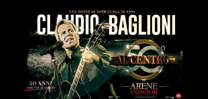 Baglioni - Al centro - Rai