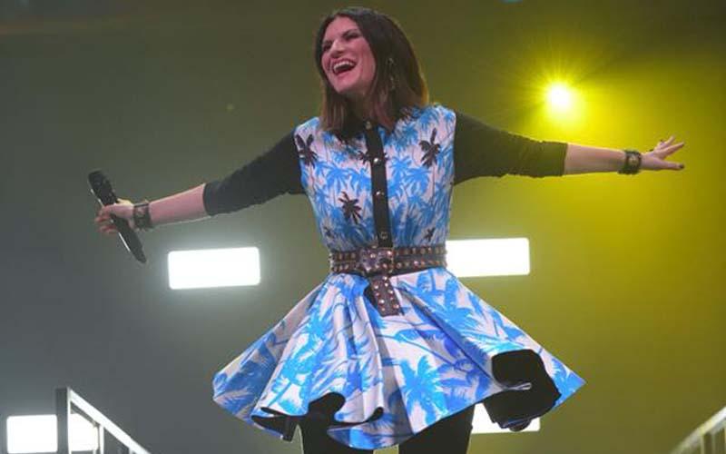 Laura Pausini al Circo Massimo: il concerto prossimamente su Canale 5