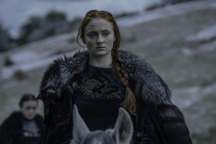 Sansa Stark - trono di spade 8
