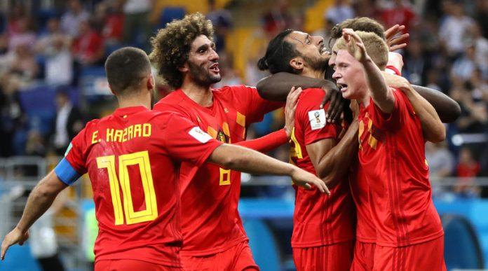 belgio giappone - Mondiali