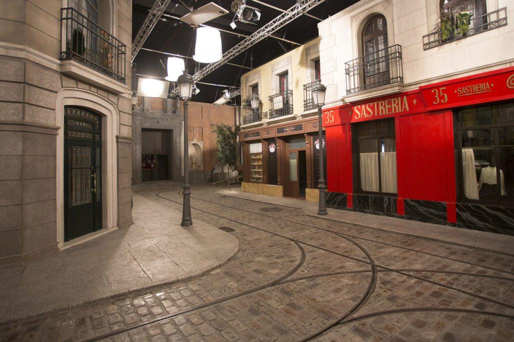 Una Vita, anticipazioni puntate spagnole: un incendio a call
