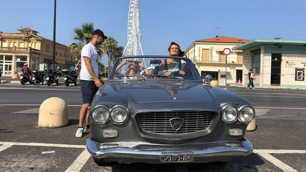 In viaggio con lei: Francesca Fialdini e Angela Rafanelli ap
