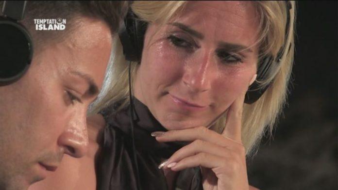 Lara e Michael Temptation island