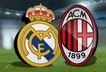 Milan e Real Madrid