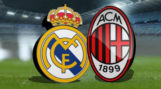 Milan e Real Madrid