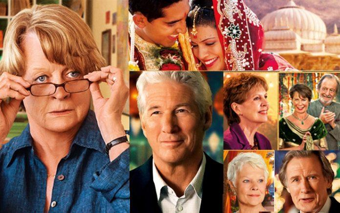 film Ritorno al Marigold Hotel